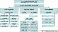 Chart Org Organizational Chart Student Government Association Uwsp