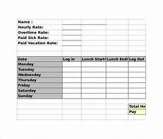 Timesheet Calculator With Break How To Calculate Time In Excel With Lunch Break Excel