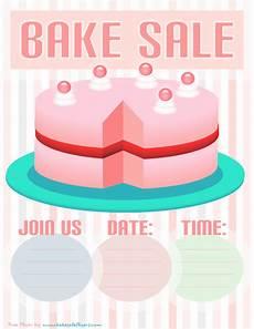 Bake Sale Poster Templates Free Bake Sale Flyers Free Flyer Designs