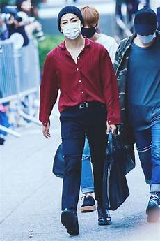 pin by on taehyung airport fashion korean