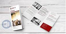How To Create A Brochure In Word How To Create A Trifold Brochure In Word Online
