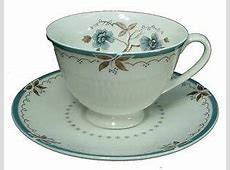 ROYAL DOULTON china OLD COLONY TC1005 pattern CUP & SAUCER