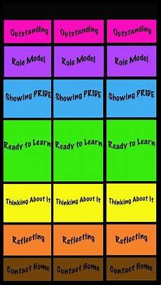 Behavior Clip Chart Template Free Clip Chart Behavior Plan Clutter Free Classroom