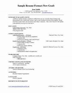 New Graduate Rn Resume New Grad Nursing Resume Sample New Grads Cachedapr List