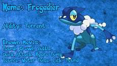 Pokemon Froakie Evolution Chart Pokemon X Amp Y Daily Day 3 Frogadier Froakie Evolution