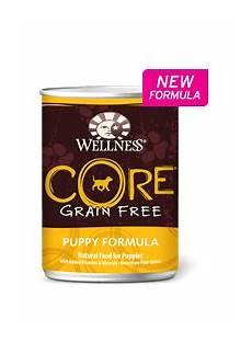 Grain Free Dog Food Comparison Chart Wellness Dog Core Recipes Http Www Holisticpetcuisine