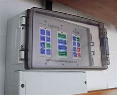 Control Panel Led Lights Bespoke Control Panels To House Lighting Control Systems