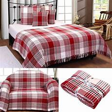 Throws And Blankets For Sofa 3d Image by Cotton Large Tartan Throws For Sofas Bed Throw