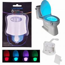 Motion Detection Night Light For Your Bowl Motion Activated Toilet Night Light Bowl Bathroom Led 8