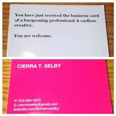 Business Cards For Recent Graduates 25 Awesome Business Cards Of Students Recent Grads