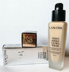 Lancome 24 Hour Foundation Color Chart Review Lancome Teint Idole Ultra 24h Long Wear