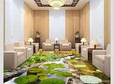 Vinyl Flooring Customized Photo Wallpaper Sea World Dolphin 3d Floor Tiles Wallpapers For Living