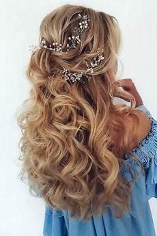 42 half up half down wedding hairstyles ideas wedding