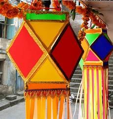 Making Diwali Lights Public Domain Photos And Images Kandeels Paper Lanterns