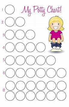 Potty Training Sticker Chart Printable Free Printable Potty Training Sticker Chart Potty