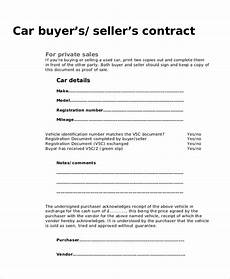 Vehicle Purchase Agreement Form Free 10 Sample Purchase Agreement Forms In Word Pdf Pages