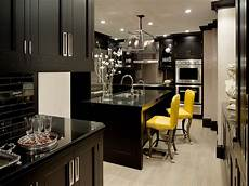 black kitchen design ideas black wood kitchen cabinets design ideas