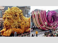 The Annual ?Corso Zundert? Flower Parade Features