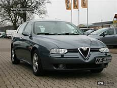 2002 Alfa Romeo 156 2 0 Jts Progression Car Photo And Specs