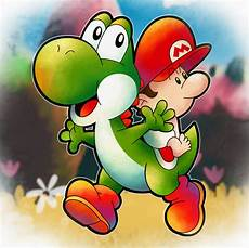 yoshi and baby mario by neoz7 on deviantart