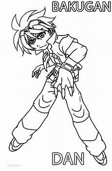 Coloring Pag Printable Bakugan Coloring Pages For Kids