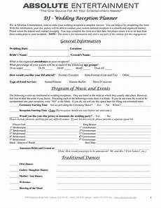 Event Planner Contract Templates Wedding Planner Contract Template Event Planning