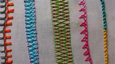 embroidery stitches tutorial for beginners part 1