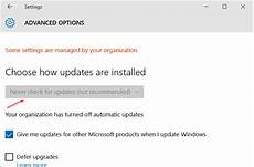 How To Turn Off Automatic Updates Windows 10 How To Turn Off Automatic Updates In Windows 10 Via Registry