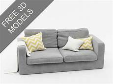 Sofa Mart 3d Image by Free 3d Model Of Sofa Vray On Behance