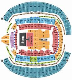 Kenny Chesney Chicago Seating Chart Kenny Chesney Seattle Tickets Live At Centurylink Field