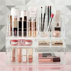 luxe acrylic lipstick makeup storage kit the container