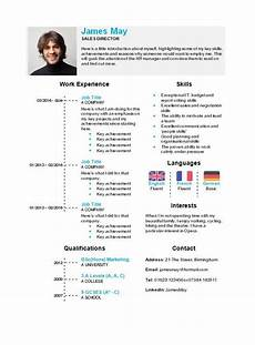 It Cv Template Word Timeline Cv Template In Microsoft Word How To Write A Cv