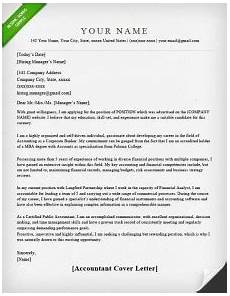 Sample Of Cover Letter For Accounting Position Accounting Amp Finance Cover Letter Samples Resume Genius