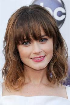 40 best hairstyles with bangs photos of