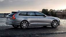 Volvo V90 by 2017 Volvo V90 Review Luxury Wagon Takes On The Germans