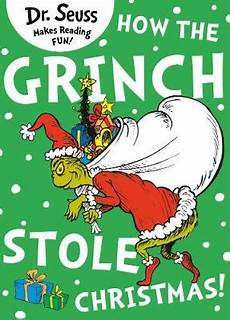 book reviews for how the grinch stole by dr