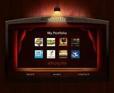 Portfolio Psd Template Free Download Portfolio Template Psd File Free Download