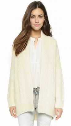 sleeve kimono cardigan lyst nili lotan sleeve kimono cardigan sweater