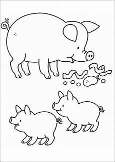 bauernhof kostenlose ausmalbilder zeichnung