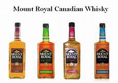 Mount Royal Light Rye Whiskey 3 Ky Buffalo Trace Whiskey University