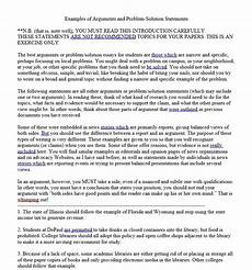 Problem And Solution Essay Examples How To Write A Problem Solution Essay Guide With Examples