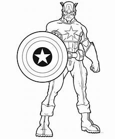 captain marvel coloring pages at getcolorings free