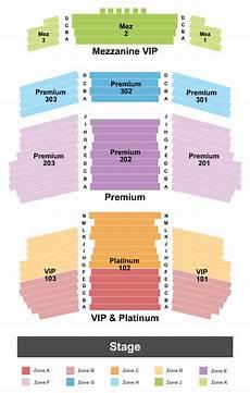 Spirit Mountain Casino Seating Chart Riverwind Resort Seating Chart Amp Maps Norman