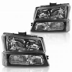 2006 Silverado Light Assembly Headlight Assembly Kit For 2003 2004 2005 2006 Chevy