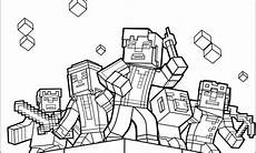 Malvorlagen Minecraft Creeper Basteln