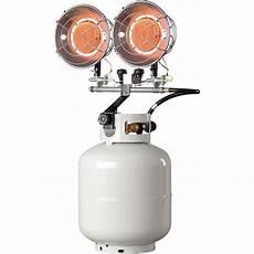 How To Light A Propane Heater Mr Heater Tank Top Propane Heater Double Burner 30 000