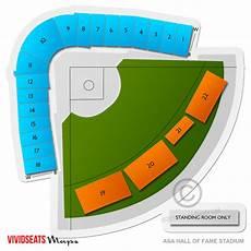 Softball Hall Of Fame Stadium Seating Chart Asa Hall Of Fame Stadium Seating Chart Vivid Seats