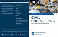 Engineering College Brochure Design Department Of Civil Engineering Brochure By Parks College