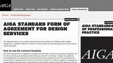 Contract For Website Design Services 10 Free Contract Templates For Web Designers