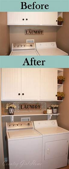 Room Makeover 23 Best Budget Friendly Laundry Room Makeover Ideas And
